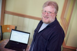 Joe Bodin, President and Lead Website Designer at Flagstaff Central