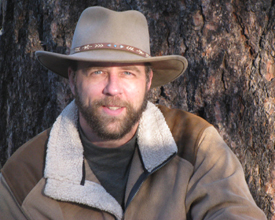 Tony Nester, Survival Instructor and Author, Ancient Pathways